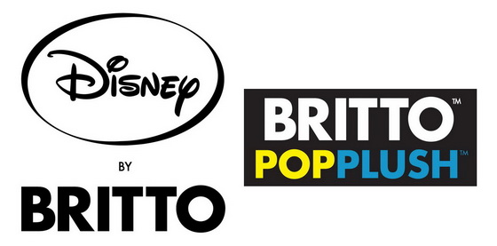 Britto and Gund Soft Toys and Disney Products