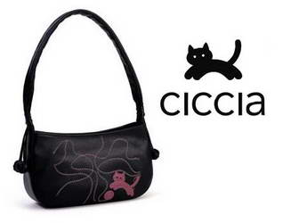 "Ciccia ""Little Cat"" Leather Bags and Purses"