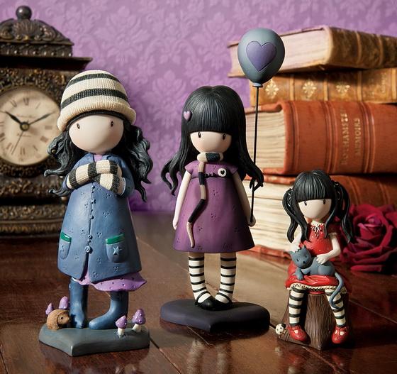 Gorjuss Collectibles by Santoro