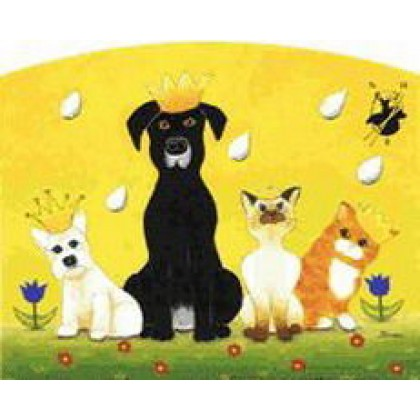 Reigning Cats and Dogs by Sue Hemming