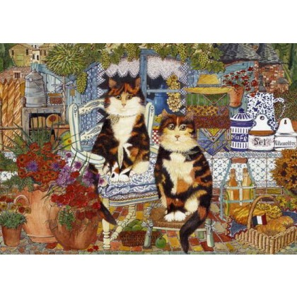 Cats of the World - France by Margaret Hobson