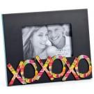 XOXOXO Sculpture Photo Frame