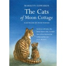 The Cats of Moon Cottage by Marilyn Edwards - New Hardback - Signed by Marilyn Edwards specially for customers of Erin House.