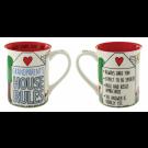 Grandparents House Rules - Mug