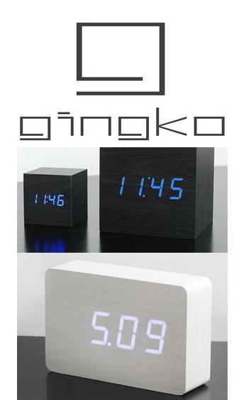 Design Led Click Clocks
