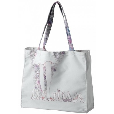 Style & Gracie Shoes Tote Bag