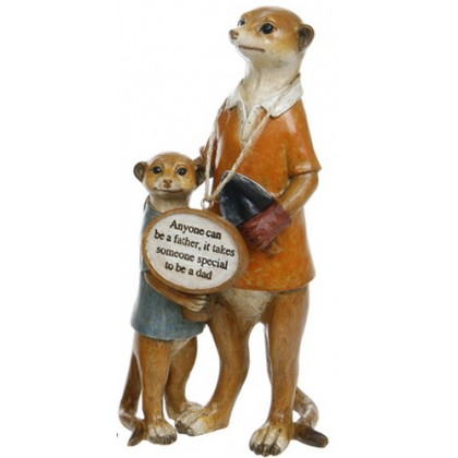 Meerkat Dads - Anyone can be a father, it takes someone special to be a dad.