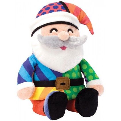 Pop Plush Mini Musical Santa