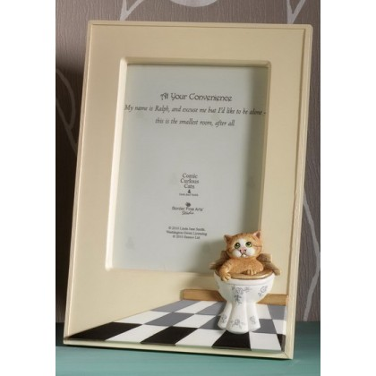 At Your Convenience - Photo Frame