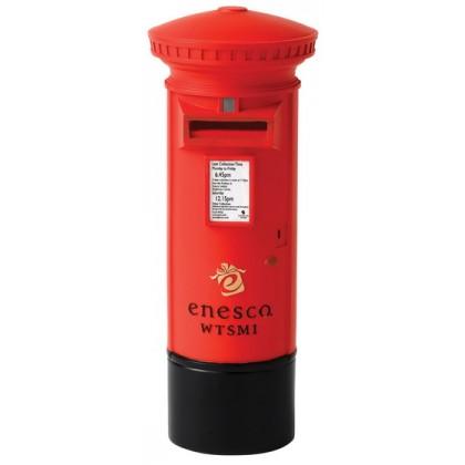 Traditional British Post Box - Money Box
