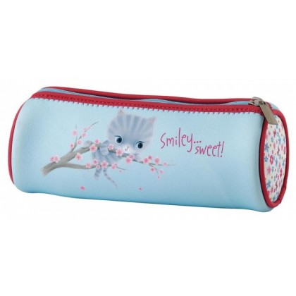 Little Meow Pencil or Cosmetics Case
