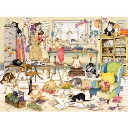 Creative Cats – Erin House Exclusive
