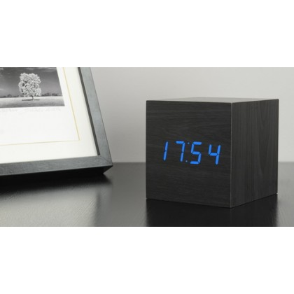 Click Clock Maxi Cube – Time at the click of your fingers