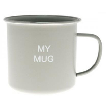 My Mug - Tin Mug