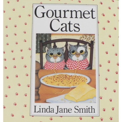 Gourmet Cats by Linda Jane Smith - New Paperback
