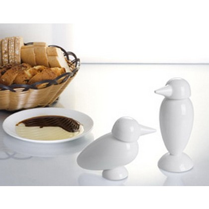 Bird Ceramic Oil and Vinegar Drizzlers