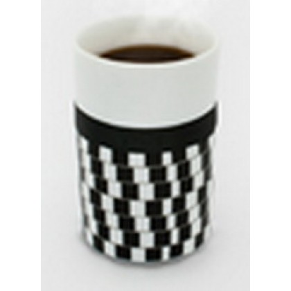 Illusion Design Ring Mug