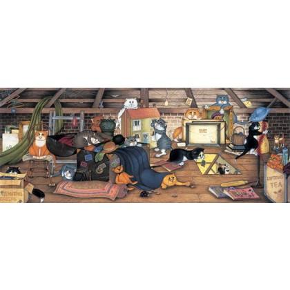 Attic Antics - Erin House Exclusive by Linda Jane Smith