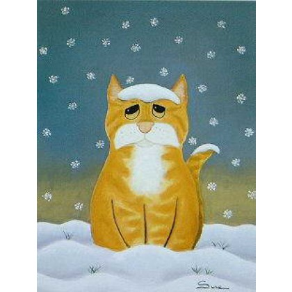 Snow by Sue Hemming