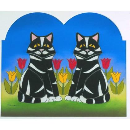 Copycats, Bill & Ben by Sue Hemming