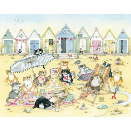 Beside the Seaside - Erin House Exclusive by Linda Jane Smith