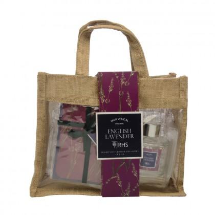 WAX LYRICAL - RHS - Lavender Gift Bag