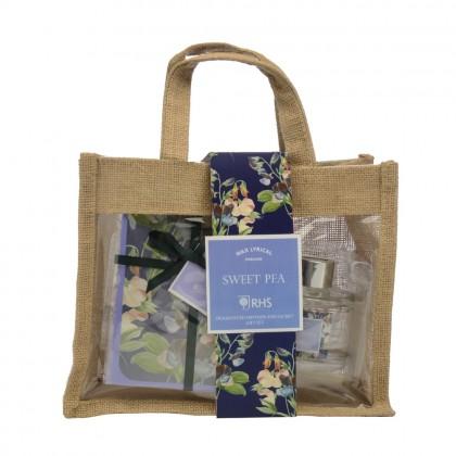 WAX LYRICAL - RHS - Sweet Pea Gift Bag