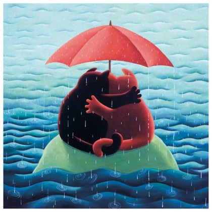 Waiting for Noah - Greeting Card
