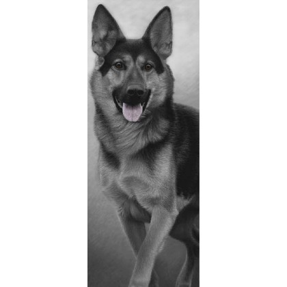 Walk Tall - German Shepherd