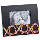 XOXOXO Sculpture Photo Frame