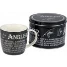 Angler -  Mug in a Tin