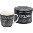 Cycling - Mug in a Tin