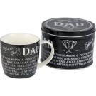 Dad - Mug in a Tin