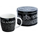 Grandad - Mug in a Tin