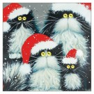 Purrfect Christmas - Greeting Card